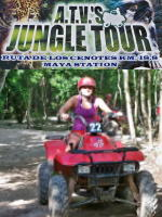 ATV jungle 4x4 road