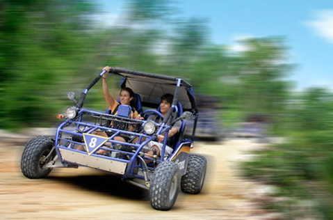 4x4 expedition cancun