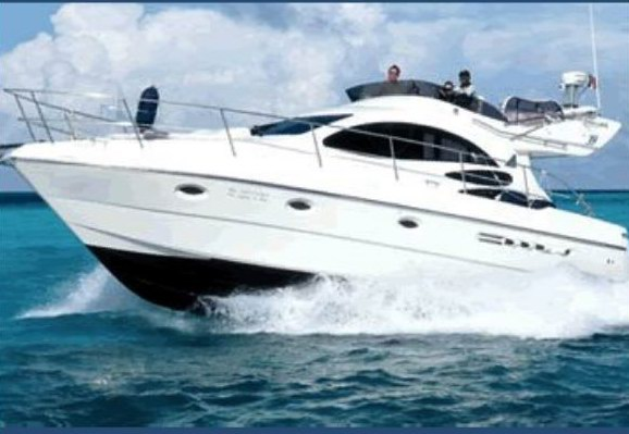 Itzae - 39' Azimut. A Floating Dream Italian in it's design, this yacht will ...