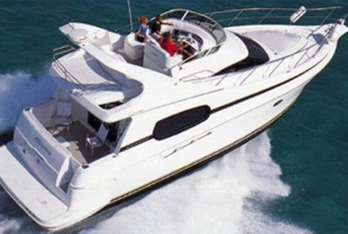 Silverton 41 ft. : this is one of the better yachts of our fleet , you can ...