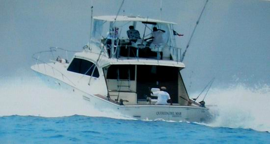 35 pies yatch boat