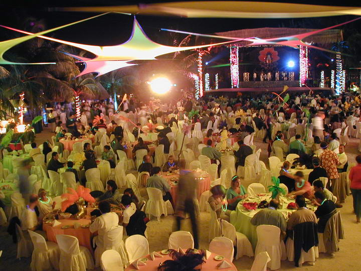 largest events at Isla Mujeres