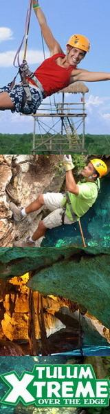Tulum Xtreme adventure tour