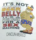 208 Mexico T-shirt playera