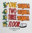 Cancun Tshirts Souvenirs