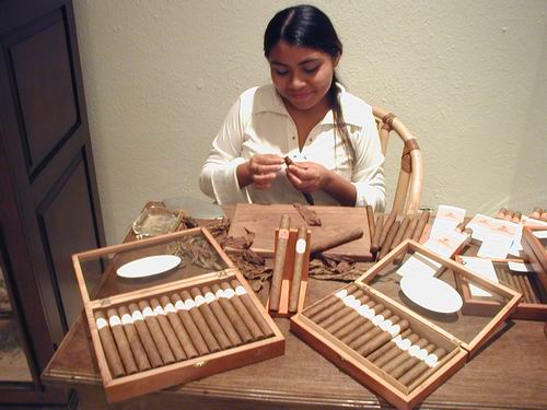 lady roller cigars