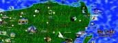 карта Мек�ика cancun, CANCUN  DVD